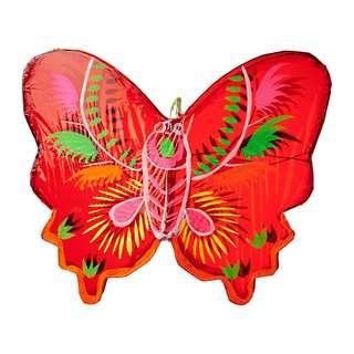 Partyforte Butterfly M Cellophane Lantern