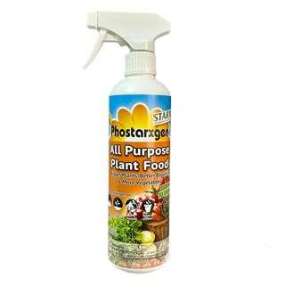 StarX Phostarxgen All Purpose Plant Food Fertilizer Spray
