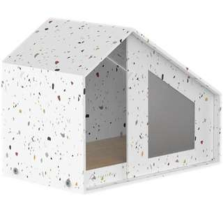 Furrytail Little House Scratcher Max