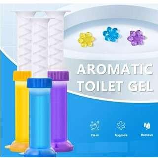 No Brand 12 Fragrance Toilet Bowl cleaner Gel