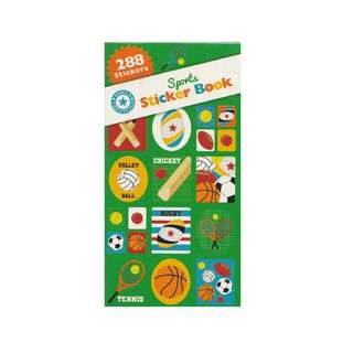IG Design Group Party Sticker Book - Sports