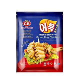 CB Korean Style Fish Cake 10pcs