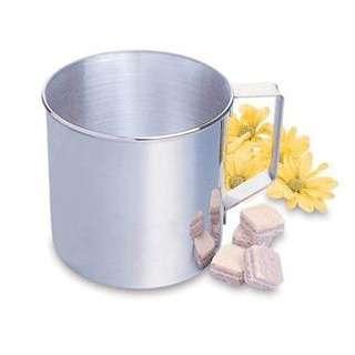 ZEBRA Stainless Steel Mug 8cm