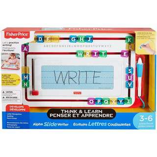 Fisher-Price Think & Learn Alpha SlideWriter toys