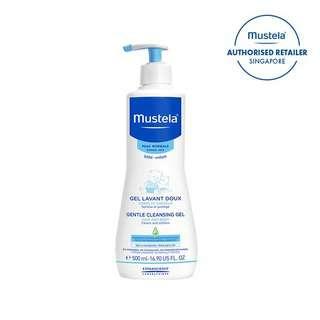 Mustela Bebe Gentle Cleansing Gel for Hair & Body