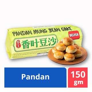 Delyco Pandan Mung Bean Cake