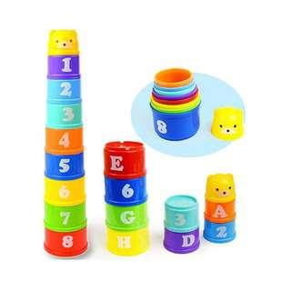 BabySPA Stackable cup, Bear