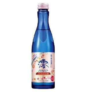 Takara ShoChikuBai Mio Sparkling Sake 10th Yr  Ichigo Kaori