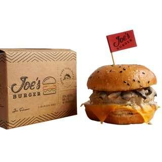 Meals In Minutes Joe's Burger - 100% Premium Yellowfin Tuna