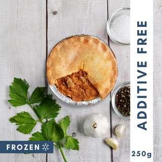 The Meat Club Butter Chicken Pie - Frozen