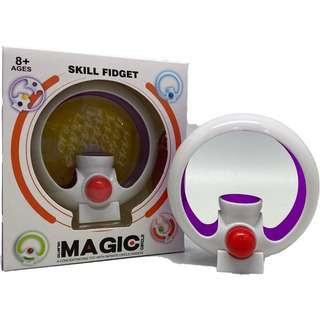 Play N Learn IQ Fidget Toy Energy Loop Hoop