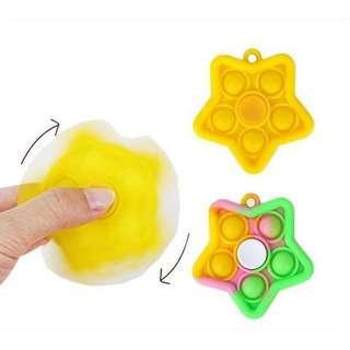 Play N Learn Stress Reliever  IQ Pop Fidget Spinner
