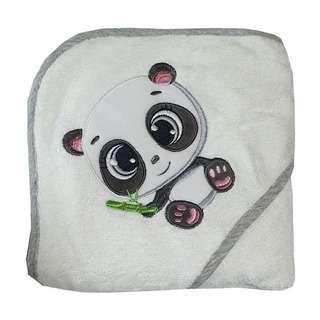 Bebe Bamboo Hooded Towel - Panda