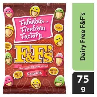 Fabulous Freefrom Factory Vegan Dairy Free F&F's
