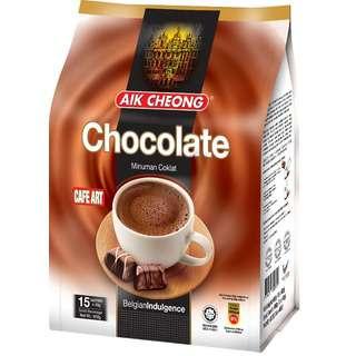 Aik Cheong Caf Art Chocolate