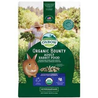 Oxbow Organic Bounty-Adult Rabbit