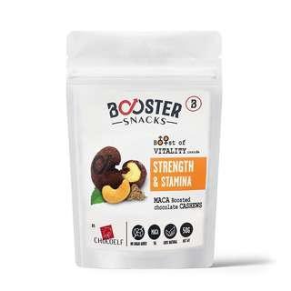 Chocoelf Booster Maca Cashews
