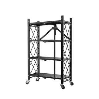 HOUZE SLIM 4 Tier Foldable Storage Shelf