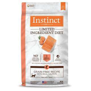Instinct Limited Ingredient Diet Salmon Dry Cat Food