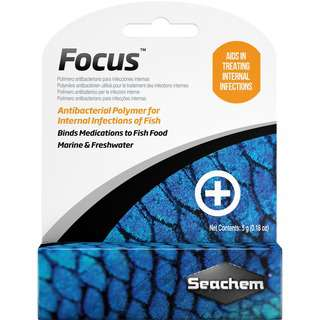 Seachem Focus - 5 - Medications