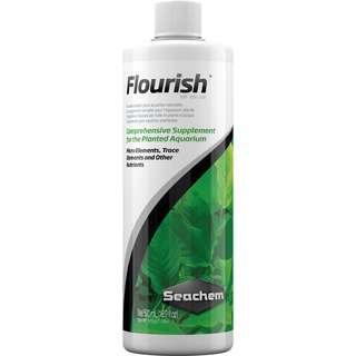 Seachem Flourish - 500 - Planted