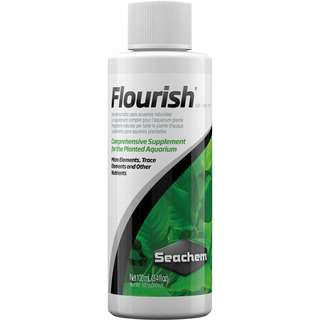 Seachem Flourish - 100 - Planted