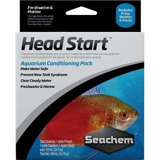 Seachem Headstart Pack - Conditioners