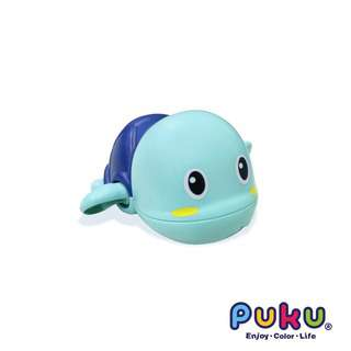 Puku Turtle Bath Toy Blue