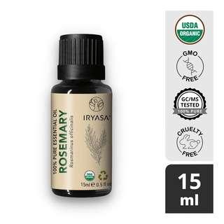 Iryasa Organic Rosemary Essential Oil