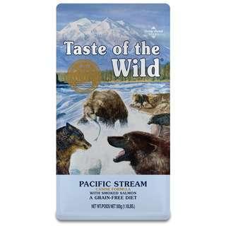 Taste of the wild Pacific stream smoked salmon