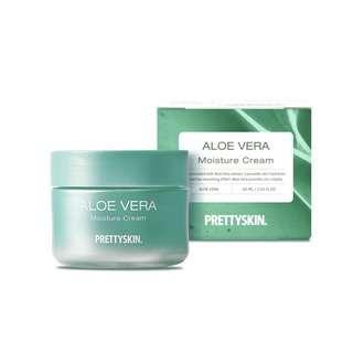 Pretty Skin Aloe Vera Moisture Cream