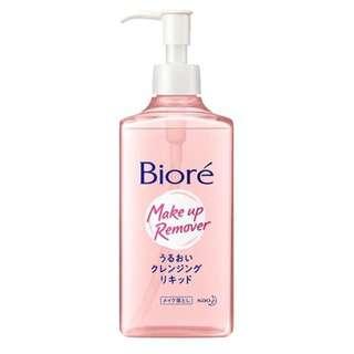 Biore Aqua Jelly Make up Remover