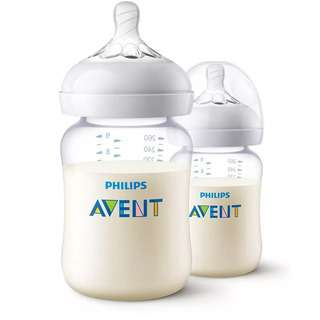 Philips Avent BPA-Free Natural PA Bottle