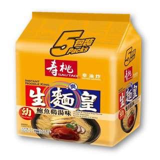 Sau Tao Instant Noodle King Abalone