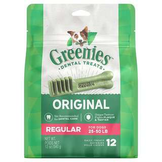 Greenies Dog Regular Dental Chews