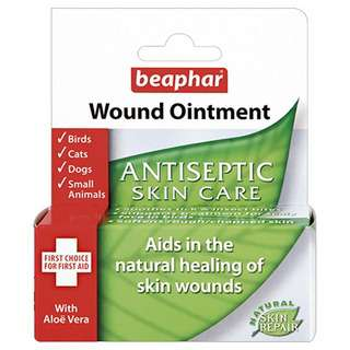 Beaphar Wound Ointment with Aloe Vera