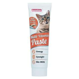 Beaphar Duo-active Multi Vitamin Paste for Cats