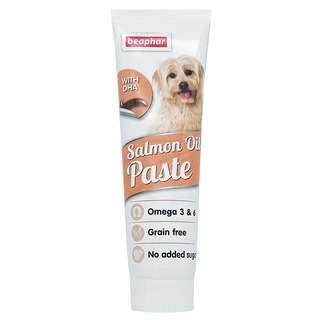 Beaphar Salmon Oil Paste with DHA for Dogs