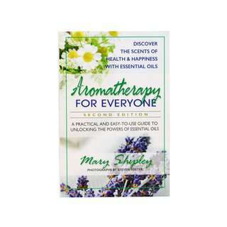 Now Foods Aromatherapy for Everyone Paperback Book