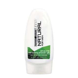 Human Nature All-Natural Refreshing Shower Gel For Men