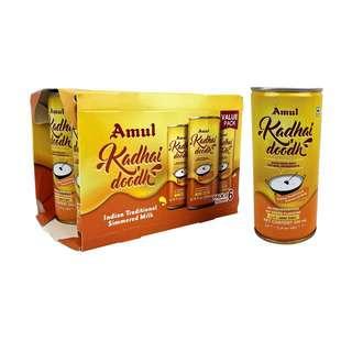 Amul Kool-Caramel (Kadhai Doodh) 6 Pack - By Dashmesh