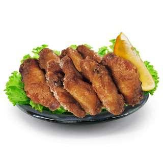 Churo Prawn Paste Chicken Mid Joint Wing Frozen