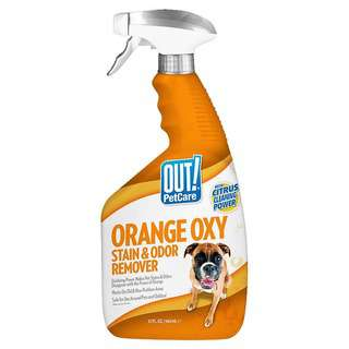 OUT Orange Oxy Stain & Odor Remover