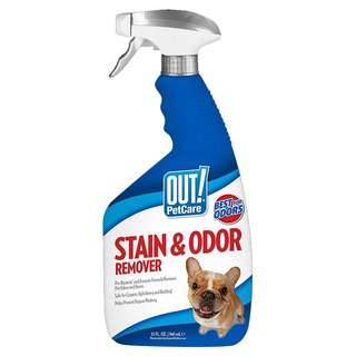OUT Stain & Odor Remover