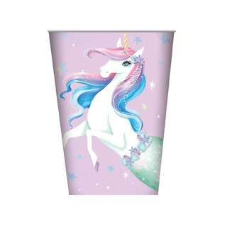 IG Design Group Party Cups  Mermicorn 8