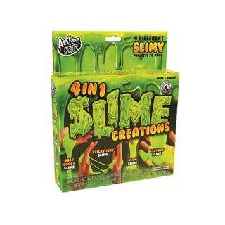 IG Design Group 4 in 1 Slime