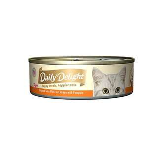 Daily Delight Pure Cat Canned Food (Pumpkin)