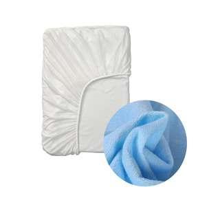 Lovihome Waterproof Mattress Protector Bed Cover - Single Blu