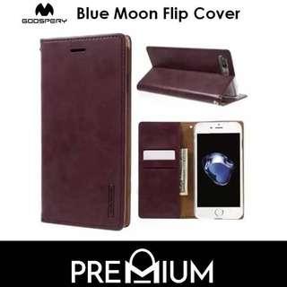 Goospery Blue Moon iPhone XS MAX (Wine)