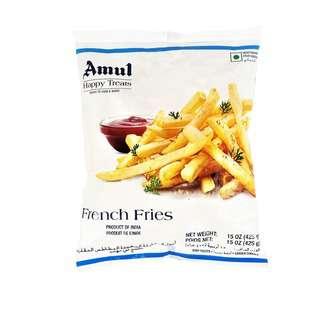 Amul Happy Treats -- French Fries 425G - By Dashmesh